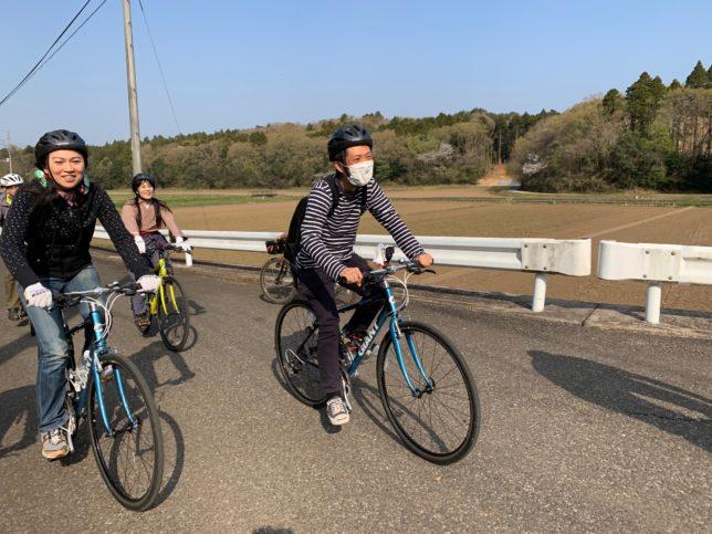 千葉 寛容宿所松竹梅 里山サイクリングツアー