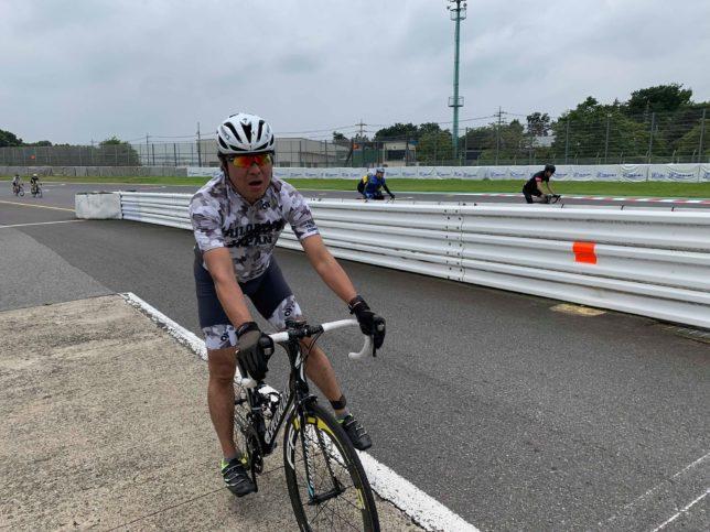 筑波サーキット9極の9耐 サイクルイベント 自転車レース
