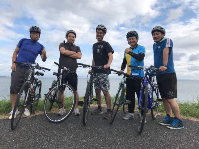 東京 サイクリングツアー 江戸川区 葛西 葛西臨海公園 若洲海浜公園